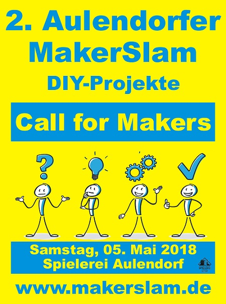 Call for MakerSlam DIY 450px